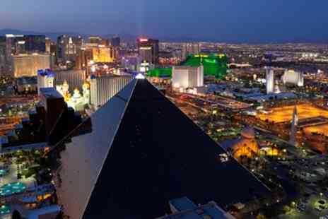 Hays Travel - Four Star 4 Night Las Vegas Holiday with Flights - Save 0%