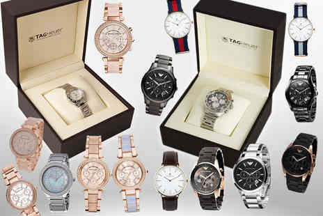 The Watch Supermarket - Luxury Mystery Watch Deal for him or her - Save 0%
