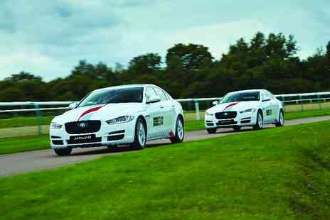 Jaguar First - 30, 60 or 90 minute Jaguar driving experience available for ages 11 to 17 - Save 0%
