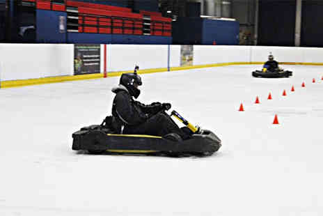 Buyagift - Karting on ice experience for one or two - Save 0%