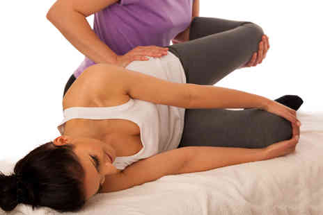 Nick Castle Osteopathy - One hour deep tissue massage or include an osteopathic or physiotherapy treatment - Save 73%