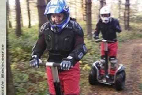 Absolute Segway - Segway Assault Course Experience For Two - Save 67%