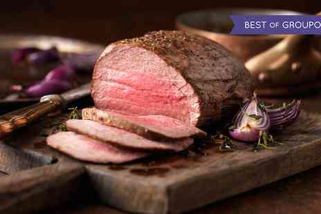 The Lowry Hotel - Steak with Wine, or Chateaubriand with Prosecco or Champange for Two - Save 0%