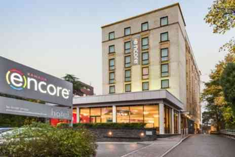 Ramada Encore Bournemouth - Two or Three Nights Stay for Two with Breakfast and Bottle of House Wine - Save 0%