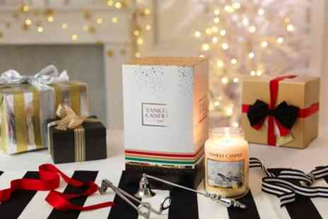 Groupon Goods Global GmbH - Yankee Candle 2016 Christmas Collection Gift Packs - Save 25%