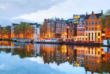 NH Carlton Amsterdam - Four Star 4 nights Stay in a Superior Double Room - Save 58%