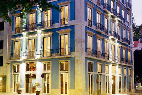 Heritage Avenida Liberdade Hotel - Four Star 3 nights Stay in a Lisboa Room - Save 57%