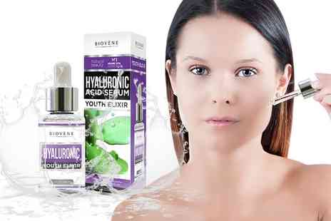 Groupon Goods Global GmbH - Biovene Hyaluronic Acid Serum - Save 83%