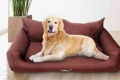 Groupon Goods Global GmbH - Waterproof Padded Cushion Pet Dog Bed in Choice of Sizes - Save 0%