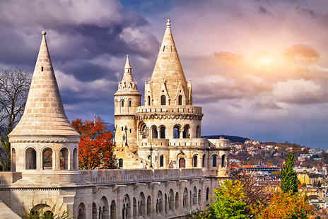 ClearSky Holidays - Two, three or four night 4 Star Budapest break including flights - Save 53%
