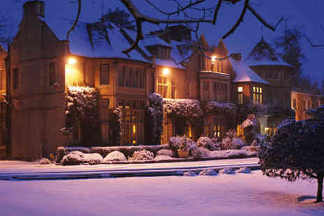 Macdonald Frimley Hall Hotel - Four Star Surrey getaway for two including breakfast and £10 spa credit - Save 37%
