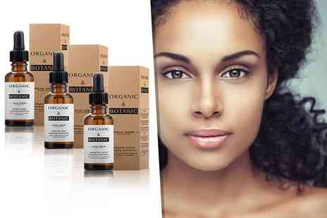 Skin Chemists - 30ml bottle of facial serum - choose a balancing, correcting or energising serum - Save 0%