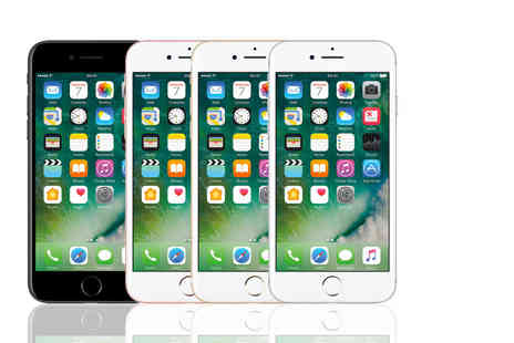 The Smartphone Company - 32GB iPhone 7 choose from four colours Plus Delivery Included - Save 89%