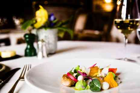Mallory Court Hotel - Seven Course Tasting Menu for Two at the 3 AA Rosette Dining Room - Save 0%