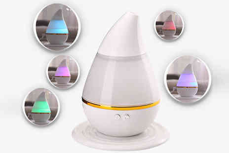 eFindbest - Ultrasonic Home Aroma Humidifier - Save 65%
