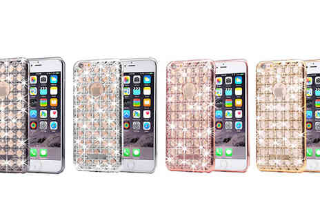 The Fone Stuff - Krygershield Crystal Agate iPhone 6 Or 6S Cases - Save 0%