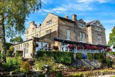 The Devonshire Fell - Afternoon Tea for 2 with Yorkshire Dale Views - Save 32%