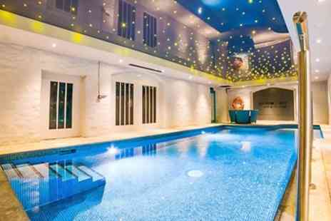 The Corran Resort & Spa - Carmarthenshire Spa Day including Facial & Afternoon Tea - Save 48%