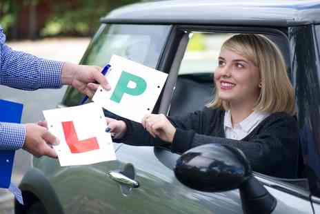 Driving Courses Leicester - Six Hours of Driving Tuition - Save 64%