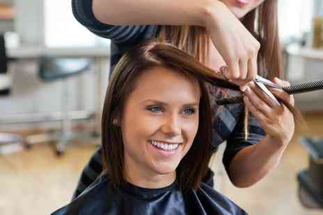 Area G - Wash, Cut and Blow Dry with Optional Conditioning Treatment or Shiatsu Head Massage - Save 58%