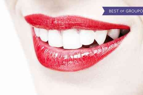 Smile Science Harley Street - Choice of Teeth Whitening Packages - Save 81%