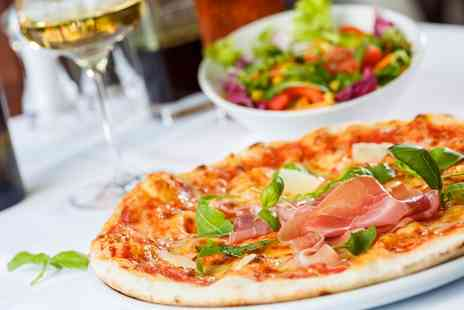 Far Rockaway - Choice of Pizza and a Glass of Wine - Save 58%