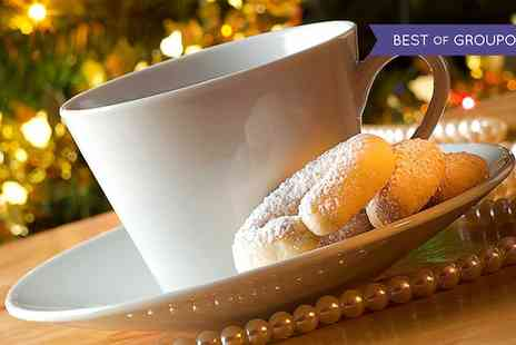 Spa Access - Festive Afternoon Tea - Save 0%