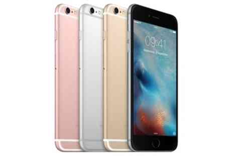 Affordablemobiles.co.uk - iPhone 6S Plus 128GB on 24 Month EE Network Contract With Free Delivery - Save 85%