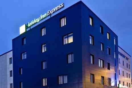 Holiday Inn Express - One or Two Nights with Breakfast, Wine and Late Check Out - Save 0%
