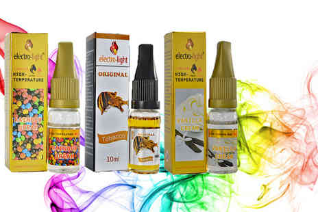 Vaping Clouds - 10 Ecigarette liquids - Save 66%