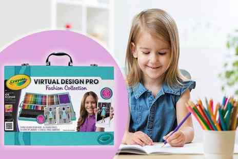 Dream Price Direct - Crayola Virtual Design Pro Fashion Collection - Save 53%