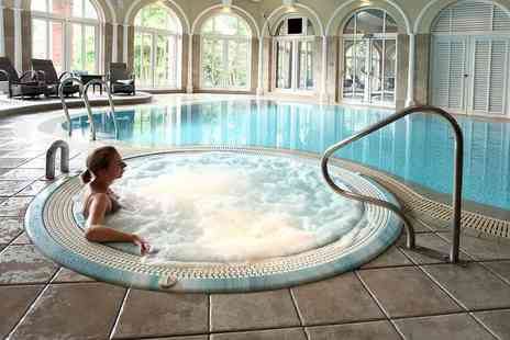 Moor Hall Spa - Spa day including a 25 minute treatment, tea and homemade shortbread - Save 51%
