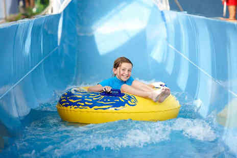 LC Waterpark - Two, three or five waterpark entry passes - Save 43%