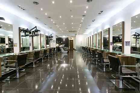 HOB Salons Baker Street - Blow Dry for Long Hair - Save 0%