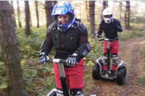 Absolute Segway - 1 Hour Segway Assault  experience - Save 63%