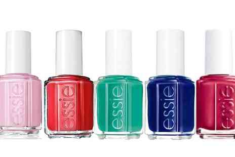 Groupon Goods Global GmbH - Essie Nail Varnish Five Pack - Save 0%