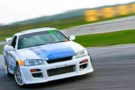 Slide School Drift Academy - Four hour drift racing experience - Save 70%
