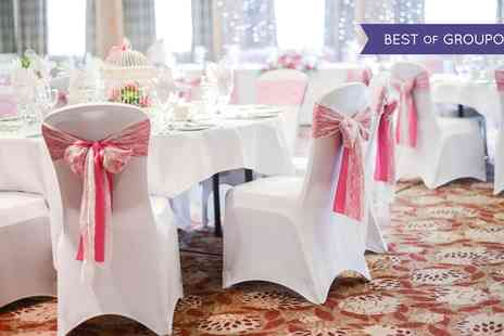Best Western Marks Tey Hotel - Wedding Package with Three Course Meal for 50 Day and 50 Evening Guests  - Save 57%