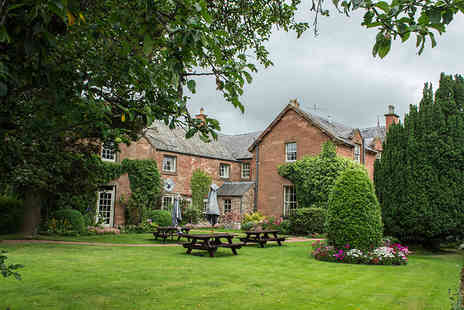 The Buccleuch Arms - One or two night stay for two including breakfast - Save 59%