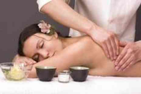 Diamond Boutique - One hour Holistic massage for your full body or a specific area tailored to your needs - Save 70%