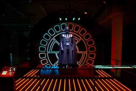 The O2 - STAR WARS Identities Exhibition and Meal for Two - Save 0%
