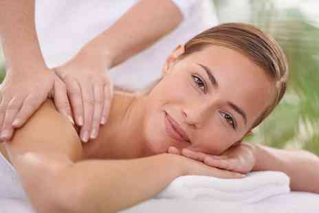 The Hair & Beauty Boutique - Back, Neck and Shoulder or Full Body Swedish Massage - Save 50%