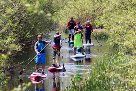 Wakelake - Stand Up Paddleboarding Introductory Session - Save 0%