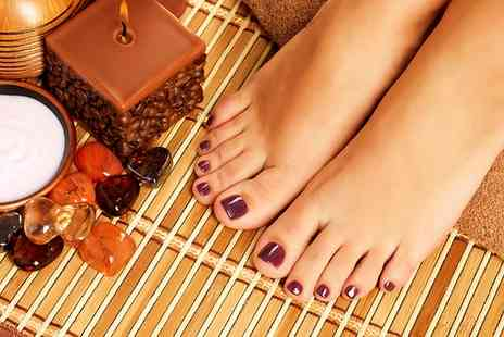 Elka Dass - Deluxe Spa Pedicure - Save 46%