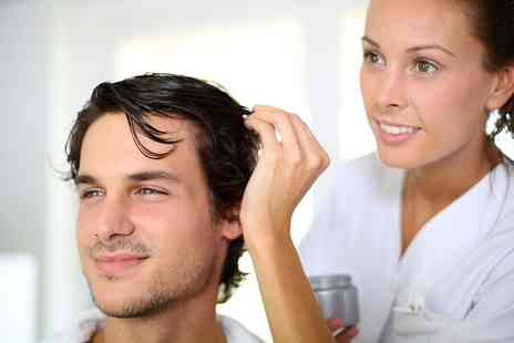 Beauty i - Mens Haircut and Finish - Save 55%