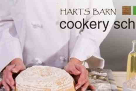 Harts Barn Cookery School - Bread Making Class - Save 51%