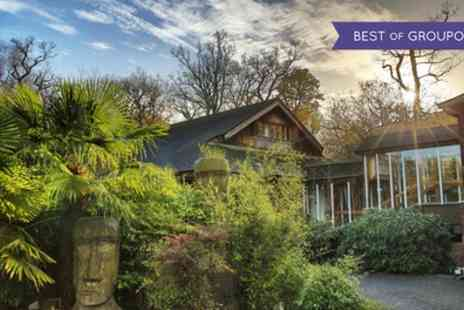 Marwell Hotel - One or Two Nights Stay for Two with Breakfast and Option for Zoo Tickets - Save 0%