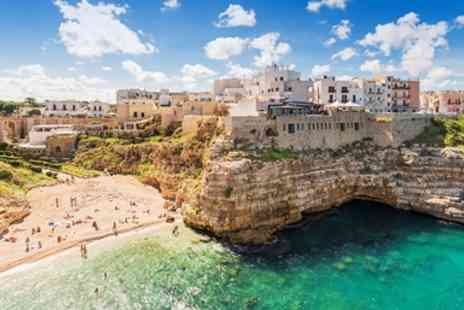 Luxury Holiday Collection - Five Star Puglia Holiday with Flights & Meals - Save 0%