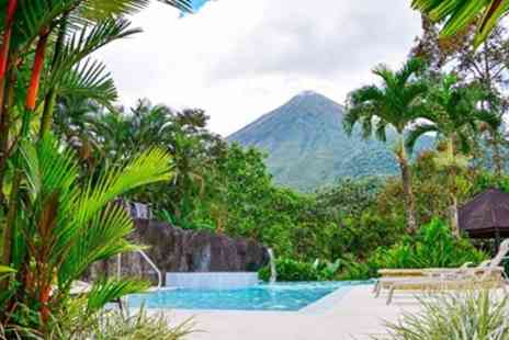 Lomas del Volcan - Costa Rica Bungalow Stay with Breakfast through June - Save 0%