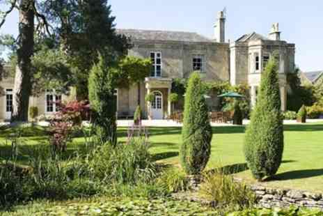 Guyers House Hotel - Wiltshire Country House Stay with Breakfast - Save 0%